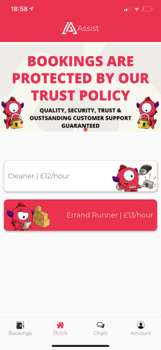 Book affordable, verified cleaners  & more in London